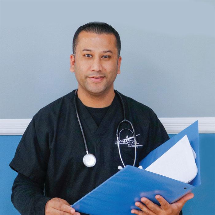 Ken Shah<br/>Program Director